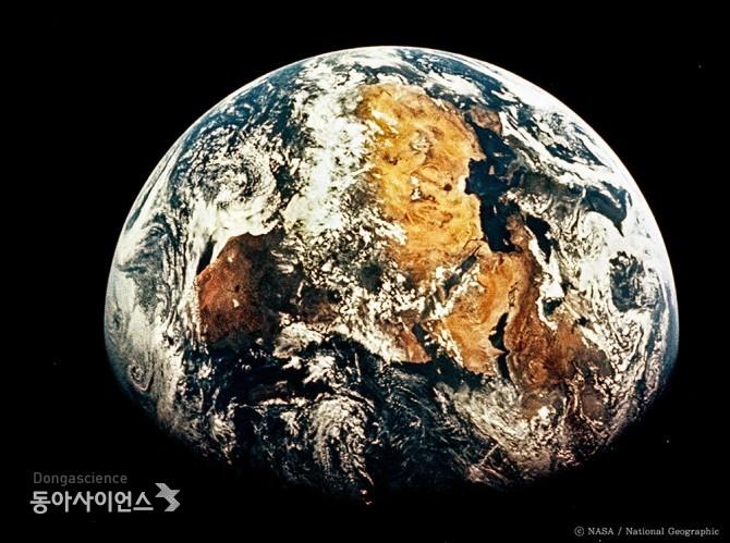 ⓒ NASA / National Geographic 제공